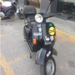 VESPA 200 Iris
