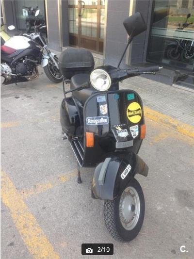 Moto ocasión Vespa 200 Iris