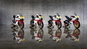 Los modelos de la serie R de Yamaha para 2022 son un homenaje a la historia de la marca en los Grandes Premios