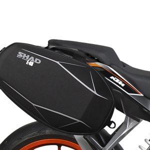 SIDE BAG HOLDER KTM DUKE 125/200/390