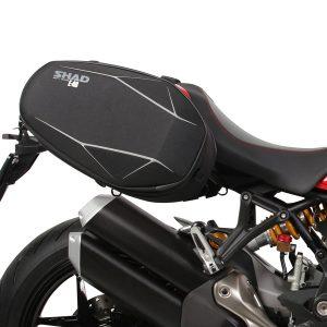 SIDE BAG HOLDER DUCATI MONSTER 1200
